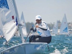 Rohini rau sailing 300x225 Rohini Rau – India's first woman Olympic hope