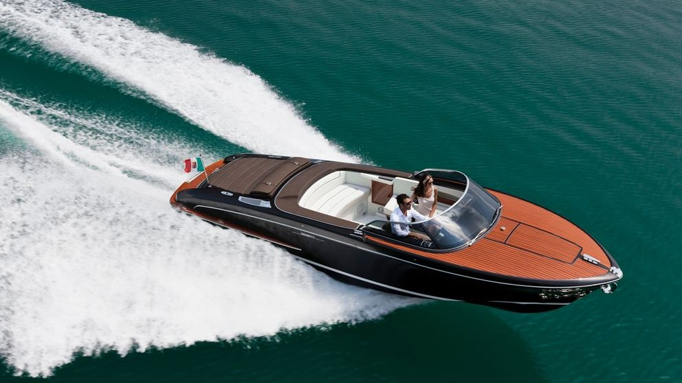 The Riva Iseo, a 27 foot runabout, is destined to become a must-have for ...