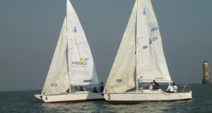 YAI Match Racing National Squad Selections and Ranking Regatta 2012