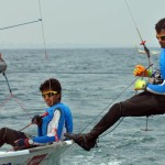 Ganapathy and Varun Clinch Bronze Medal in 29er at Asian Sailing Championship