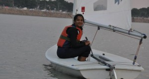 Summer Coaching Camp at Hussain Sagar Lake