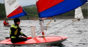 Topper sailing course at Cidade de Goa