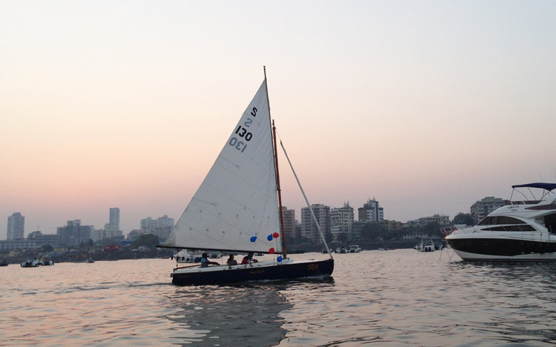 Seabird Sailing in Mumbai from Gateway of India