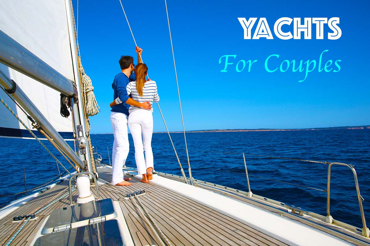 Yacht For Couples in Mumbai. Gateway of India