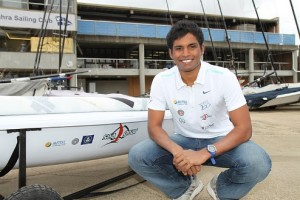 Ajay Rau to race ISAF World Cup
