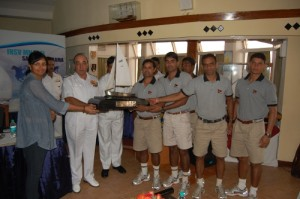Army Yachting Node claims Team Nationals title