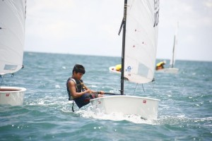 Chintan wins Optimist Inland Nationals