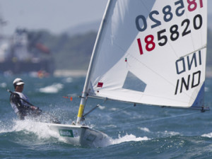 Rau Aims To Become First Female Indian Sailing Olympian