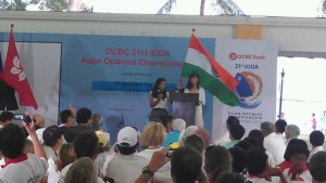 IODA Asian Sailing Championship 2011