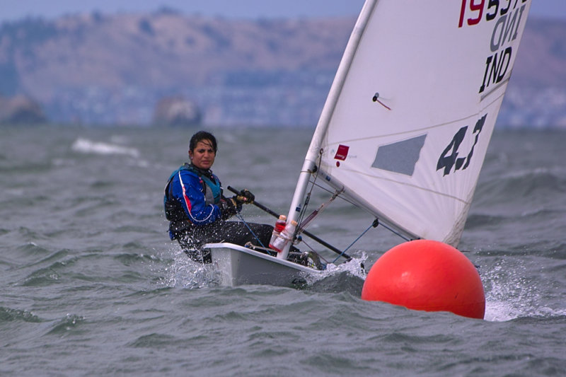 Action photos – Laser 4.7 World Championship 2011