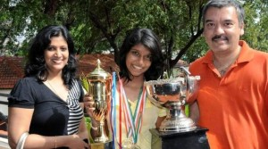 Varsha wins Laser 4.7 Inland Nationals