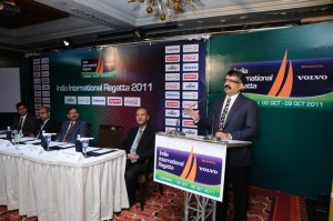 India International Regatta – Pre-event press conference