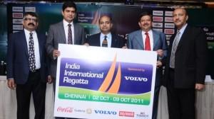 India International Regatta 2011 – pre event press conference