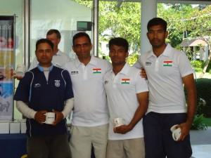Match Race Thailand Challenge 2011