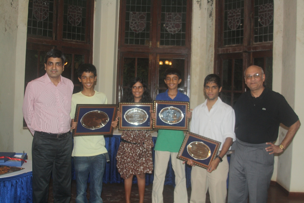RBYC sailors felicitation 2011