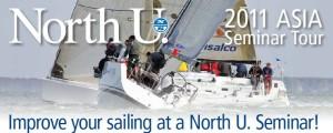 Improve your sailing at the North U. Seminar!