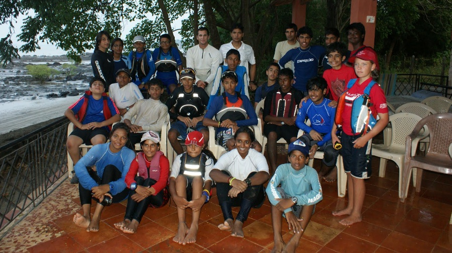 Photos – Performance Sailing Program – Diwali Sailing Camp 2011