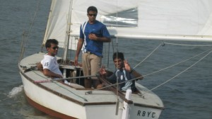Xerxes Bamboat wins Lightning cup 2011