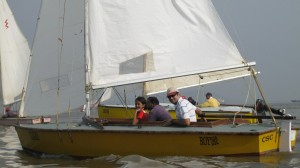 Mehul Ashar wins Talpade Memorial Cup with his 7-year old daughter Ania as crew