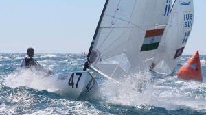 Finn – Action photos – 2011 ISAF World Championship, Perth