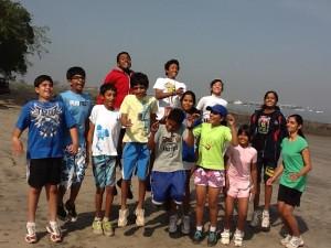 Performance Sailing Program – Coaching camp at BSA,Mandwa