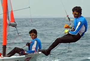 Ganapathy and Varun Clinch Bronze Medal in 29er at Asian Sailing Championship