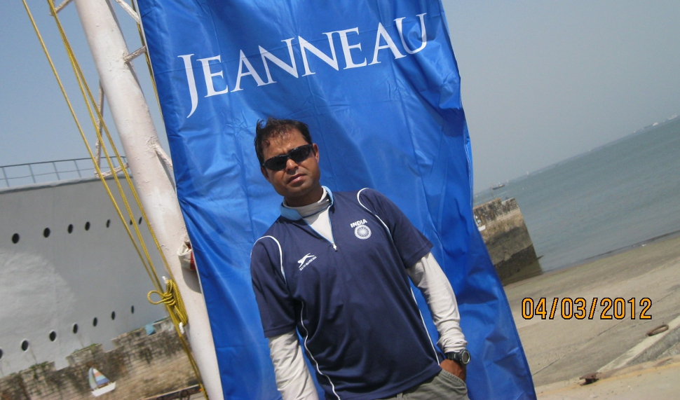 Jeanneau Sailor of the month – March 2012