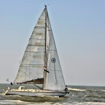 Abhilash Tomy sailing around the world