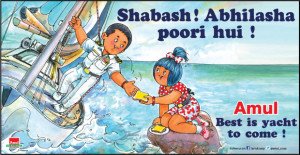 Amul welcomes Lt.Cdr Abhilash Tomy