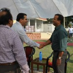 Chief guest for Sailing Camp