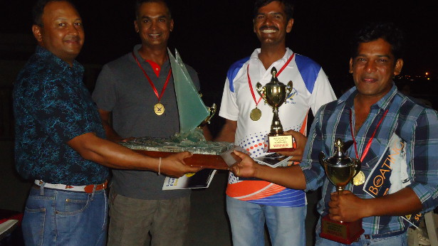 A dozen crowns for Mahesh – Match Racing Nationals 2013